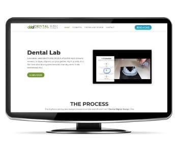 dental digital design web