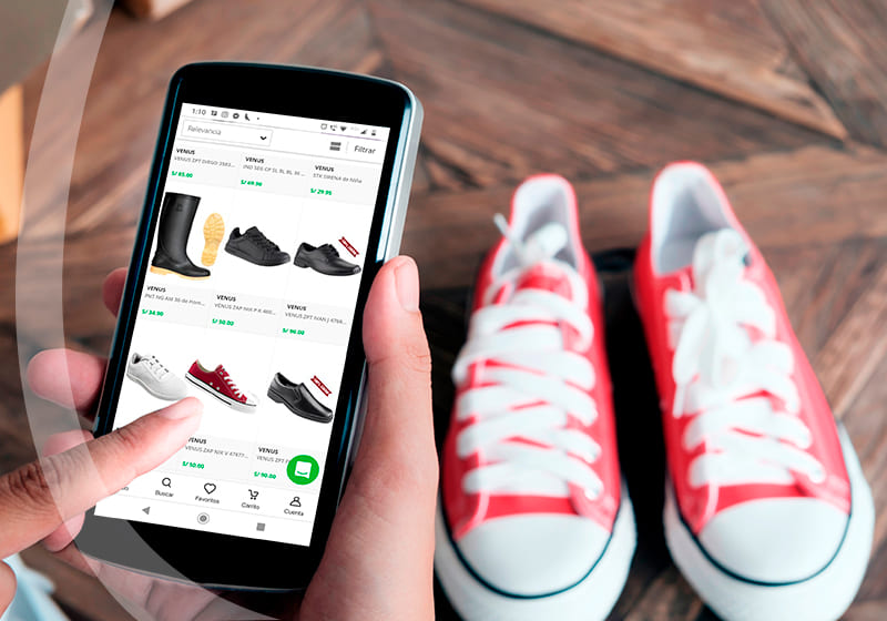 Cómo vender calzado por internet