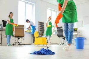 Cómo vender servicios de limpieza